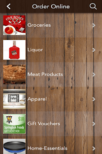 Springbok Foods- screenshot thumbnail