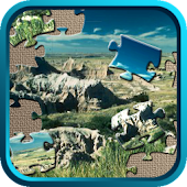 Badlands National Park Jigsaw