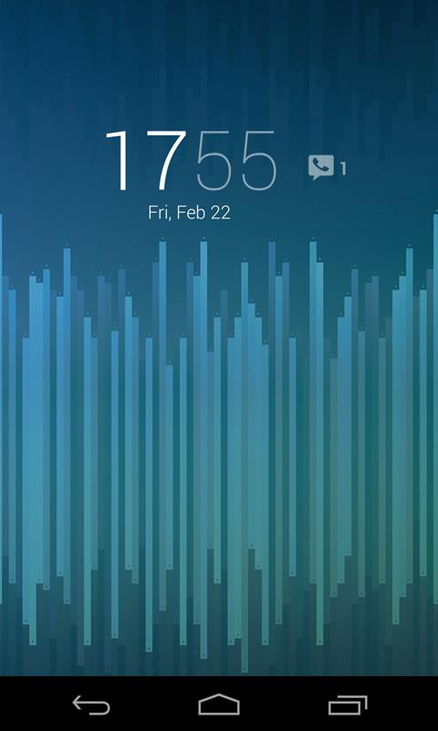 Google Voice for DashClock - screenshot