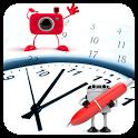 Diary Notes Multimedia icon