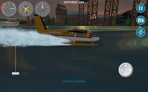 飞机飞行丛林飞行员