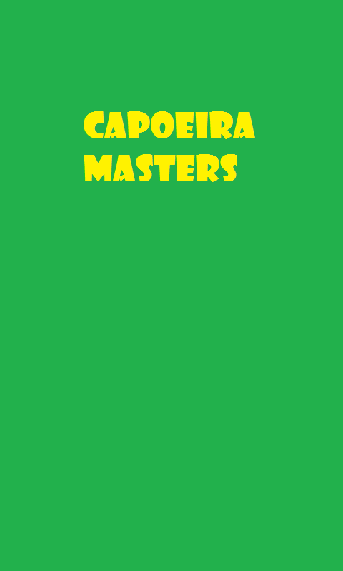 Capoeira Masters - screenshot