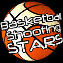 Basketball Shooting Stars logo