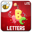 Kids Learning Letters Lite icon