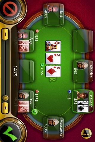 Poker Online - screenshot