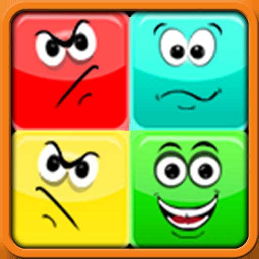 Happy Blocky LOGO-APP點子
