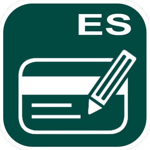 ES-INVOICE LOGO-APP點子