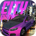 City Driving and Exploring icon