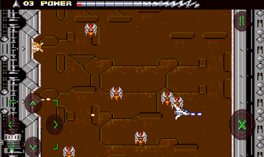 Mam Bow 2 - Space Shooter- screenshot thumbnail