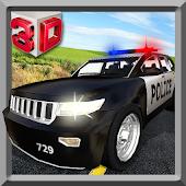 Police Car Driver 3D Simulator