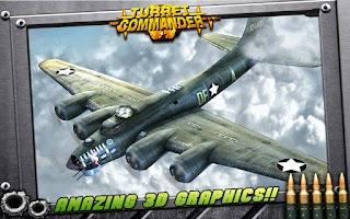 Screenshot of Turret Commander: Aerial FPS
