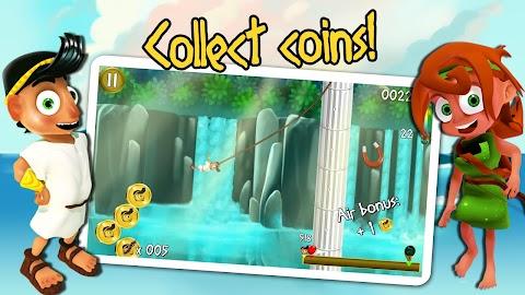 Rope Escape Atlantis Screenshot 6