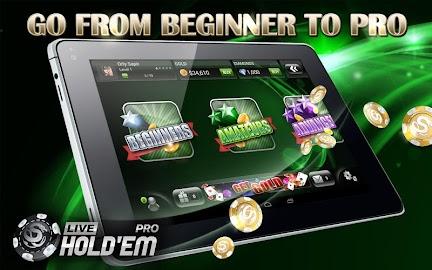 Live Hold'em Pro – Poker Games Screenshot 33