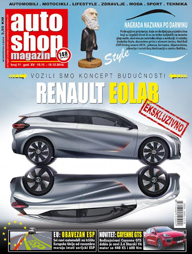 Auto Shop Magazin 11 2014.