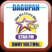 Star FM Dagupan 100.7