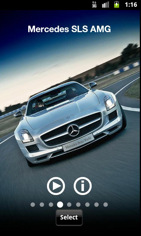 Mercedes-Benz World Alarm - screenshot