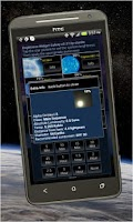 Screenshot of Brightness Widget Supernova