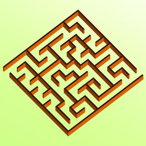 迷宫 3D LOGO-APP點子