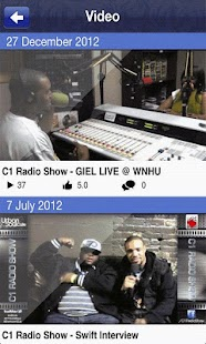 C1 Radio Show - screenshot thumbnail