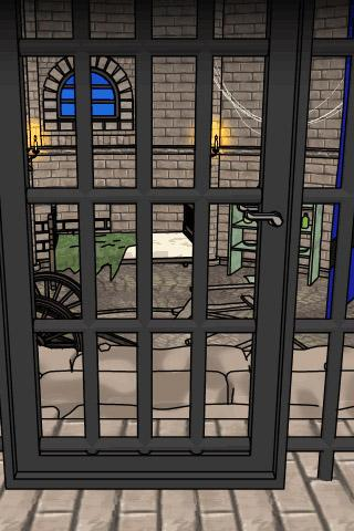 Escape: The Empty Cell - screenshot