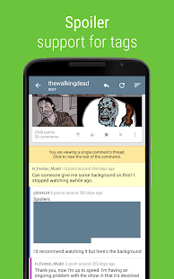Sync for reddit - screenshot thumbnail