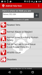 Animal Help Now- screenshot thumbnail