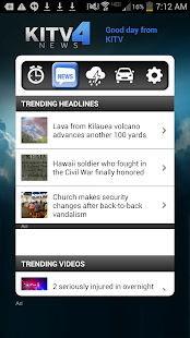 Alarm Clock KITV 4 Honolulu - screenshot thumbnail