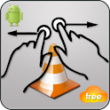 Gestural VLC Free Controller logo
