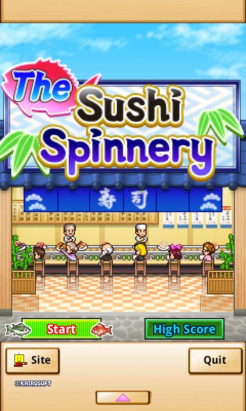 The Sushi Spinnery - screenshot