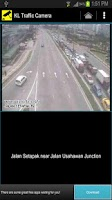Screenshot of KL Traffic Camera