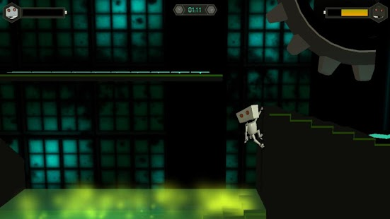 Twin Robots. Screenshot 1