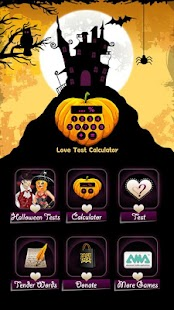 Love Test Halloween - screenshot thumbnail