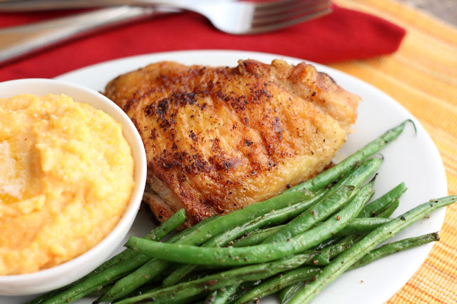 Perfect Pan-Fried Chicken Thighs Recipe