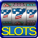 Red White & Blue Slots Free icon