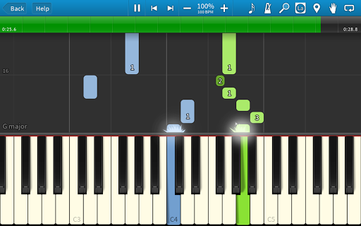 Synthesia Screenshot