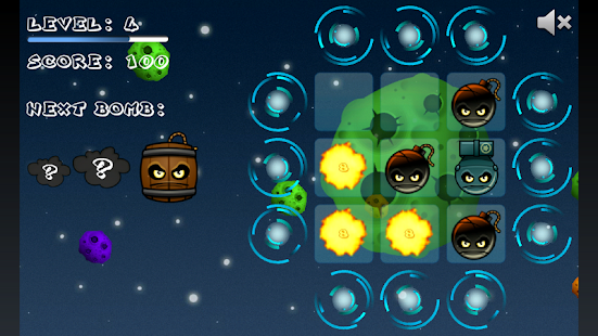 Space Bombs - screenshot thumbnail