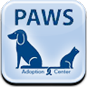 Paws Adoption Center logo