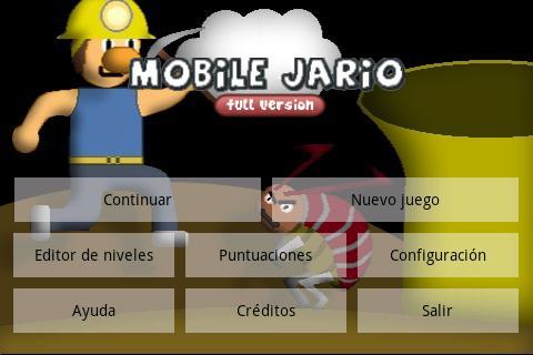 Mobile Jario (Full) screenshot 1