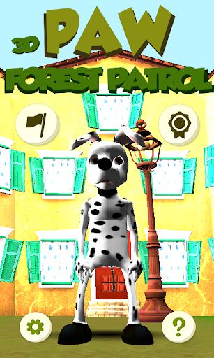 Paw Forest Patrol 3D