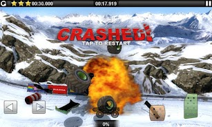 Offroad Legends Xperia Edition screenshot for Android