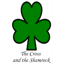 The Cross and the Shamrock logo