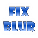 Fix Photo Blur icon