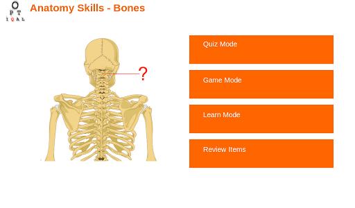 免費下載教育APP|Anatomy Skills - Bones app開箱文|APP開箱王