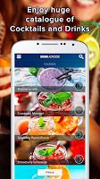 Screenshot of DrinkAdvisor: Bars & Cocktails