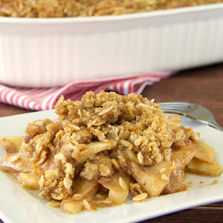 Spiced Apple Crisp