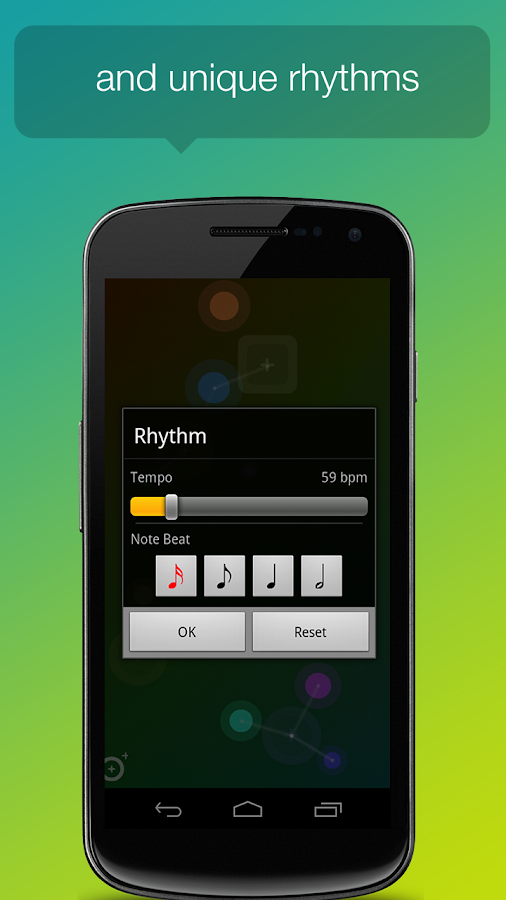 NodeBeat - screenshot