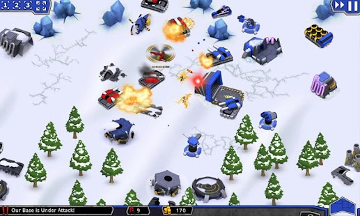 Defense Command - screenshot thumbnail