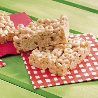 Cheerios Marshmallow Cereal Bars.