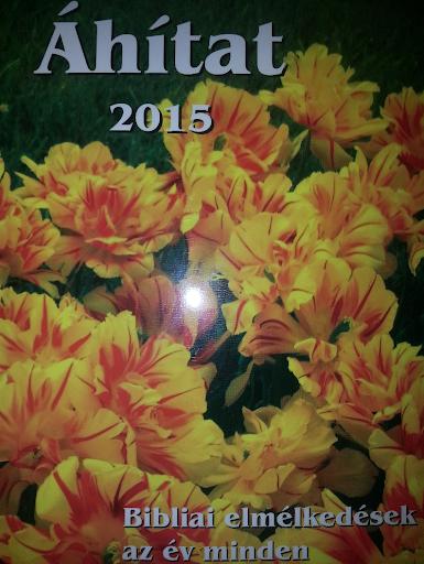ÁHÍTAT 2015