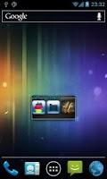 Screenshot of SLW App History Widget
